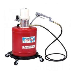 PNEUMATIC GREASE BUCKETS