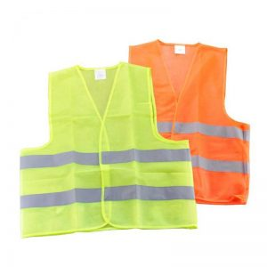 MESH TYPE SAFETY VESTS