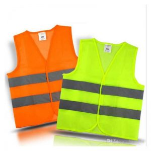 REFLECTIVE TYPE SAFETY VESTS