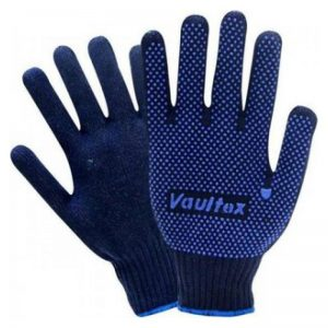 SINGLE SIDE DOTTED GLOVES