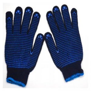 DOUBLE SIDE DOTTED GLOVES