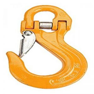 SWIVEL SLING HOOK WITH LATCH