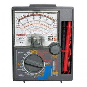 MULTIMETERS - ANLOGUE TYPES