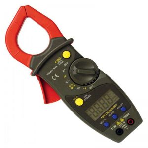 CLAMP METERS - DIGITAL TYPE