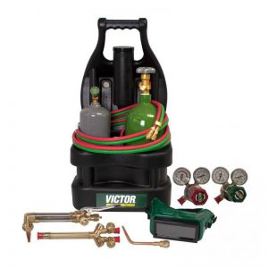 GAS WELDING KITS WITH CYLINDERS