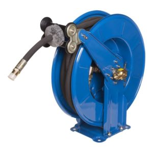HOSE REELS FOR OIL & GREASE